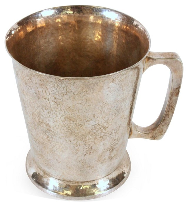 English Hammered Mug