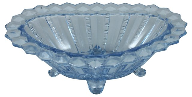 French Footed Candy Dish