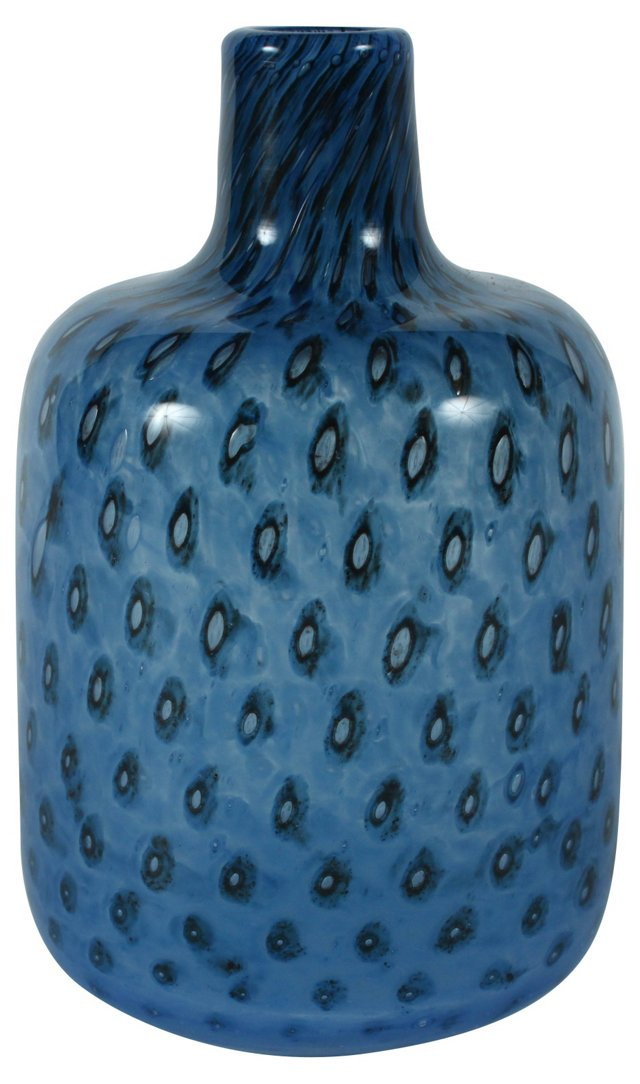Midcentury Art Glass Vase