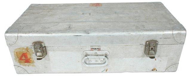 French Aluminum Trunk