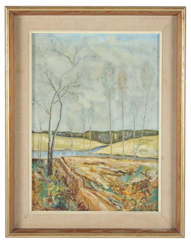 Landscape, 1938