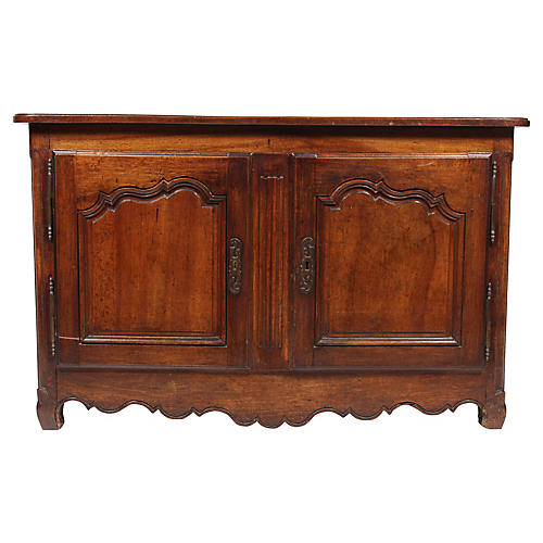 Antique Louis XV-Style Server