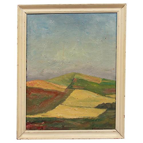 Abstract Fields by Gudmundsen-Holmgreen