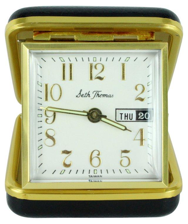 Seth Thomas   Travel Alarm Clock