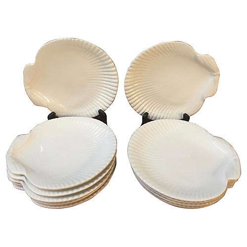 Shell Plates, S/12