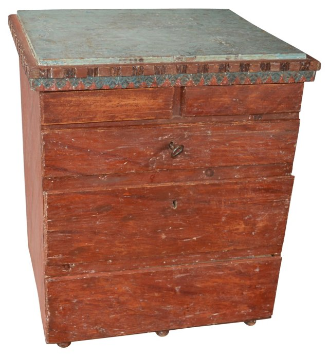 Miniature Gustavian Chest of Drawers