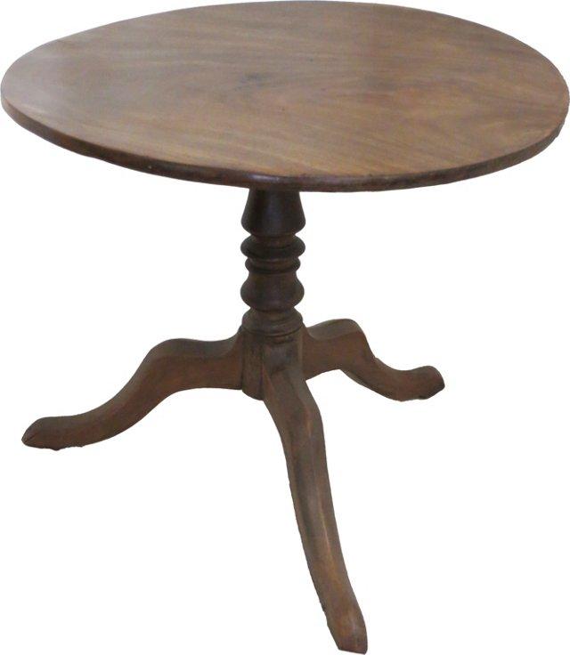18th-C. Regency Single Board Table