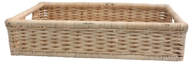Woven Gallery Tray