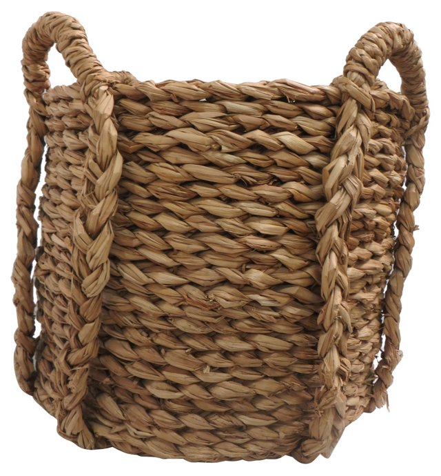Cornhusk Basket