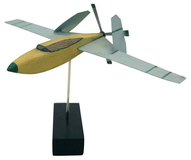 1960s Plane Model