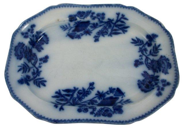 1830s Copeland & Garrett Platter