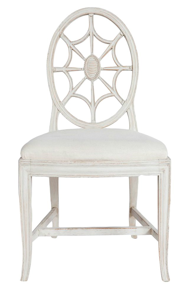 19th-C. Gustavian Side Chair