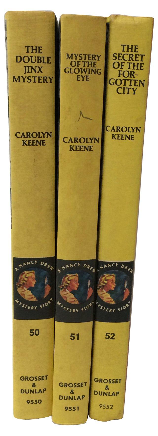 Nancy Drew Mystery Stories,   S/3