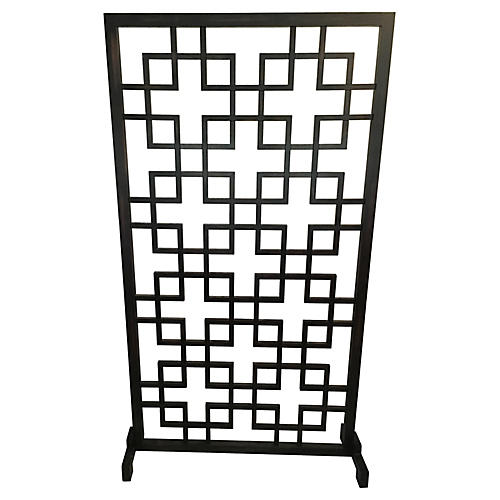 Asian-Style Room Divider