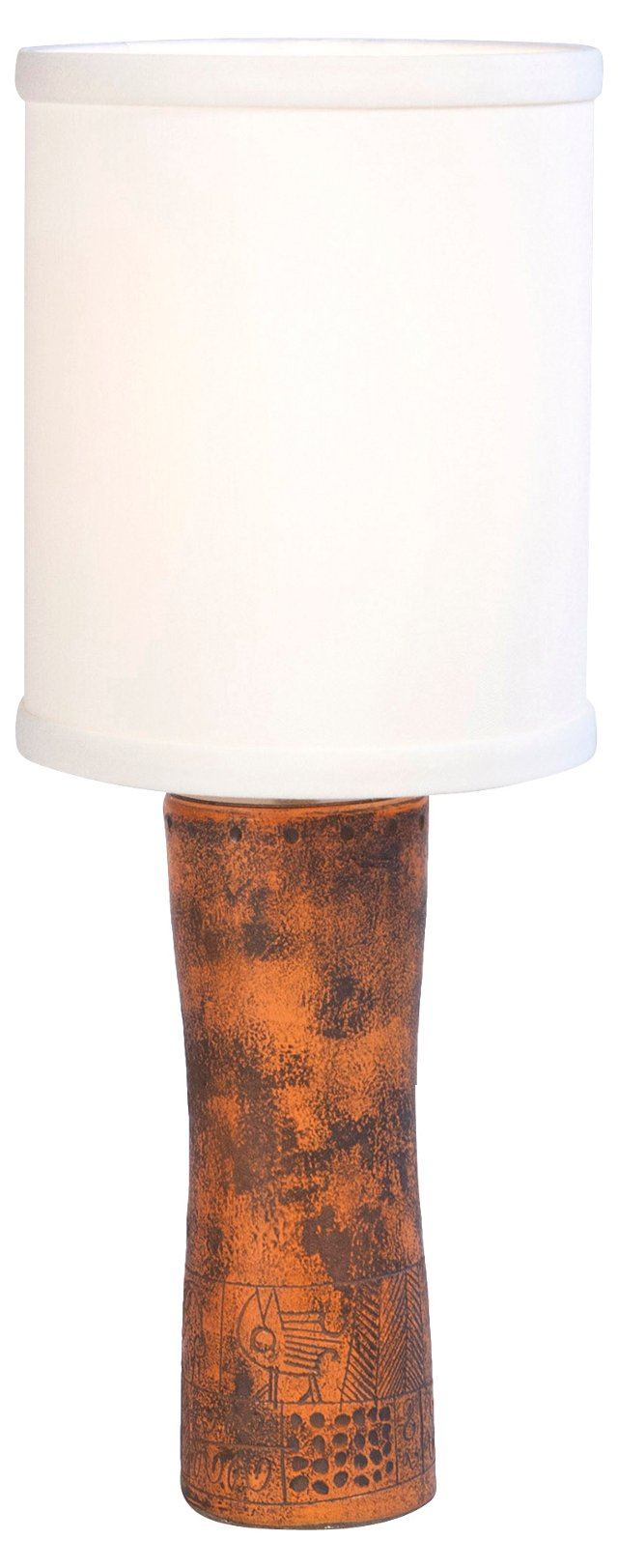 Jacques Blin Ceramic Lamp