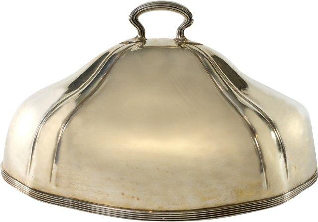 Silverplate Cloche