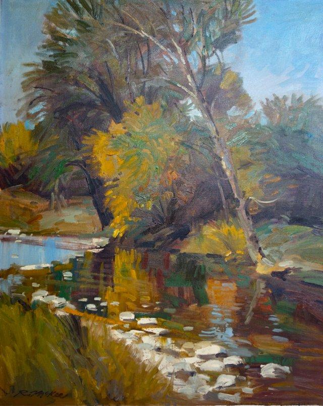 Landscape by Robert Mckee
