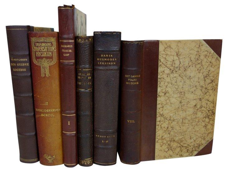Leather Decorator  Books, S/6