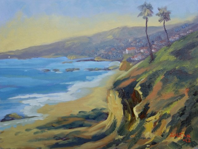 Coast View by Charles Zoltan