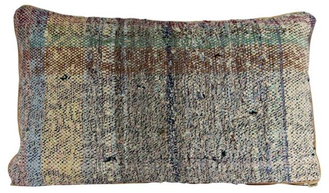 Turkish Cotton Rag Pillow