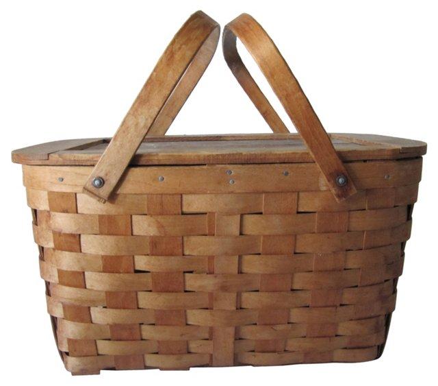 Jerywill Picnic Basket