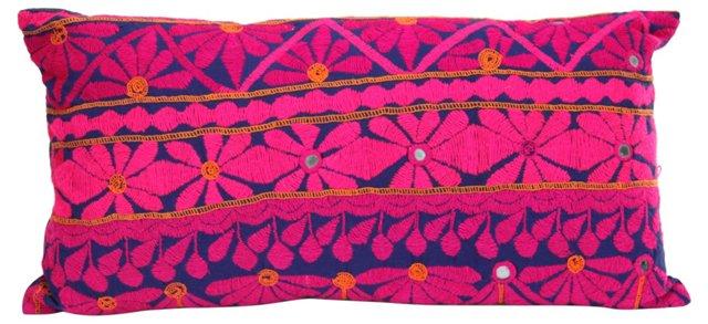 Indian Lumbar Pillow