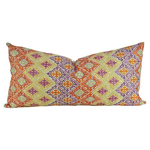 Swati Vivid Multicolor Brocade