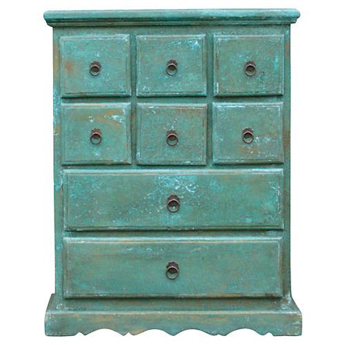 Aqua Apothecary Cabinet