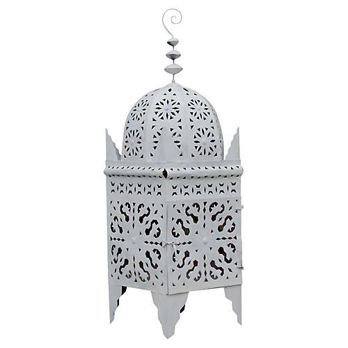 Moroccan Floor Lantern