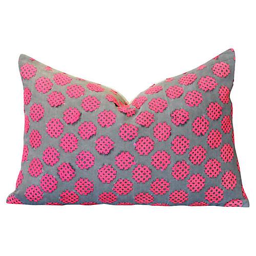Bela Mathuravati Lumbar Pillow