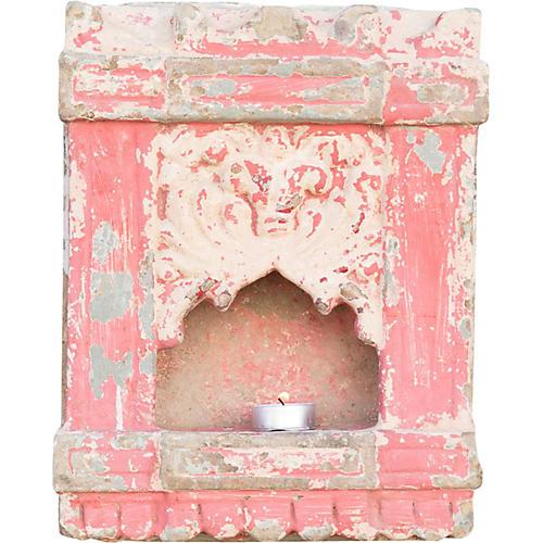 Rajasthali Stone Carved Niche