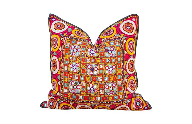 Smran Reshmi Sutra Pillow