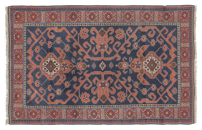 Caucasian Shirvan Rug, 3'6