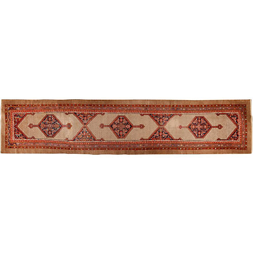 "Serab Persian Runner, 3'6"" x 16'2"""