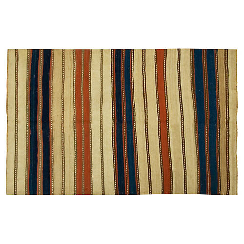 "Turkish Kilim, 5'6"" x 7'9"""