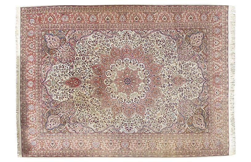 Turkish Sivas Rug, 8'8