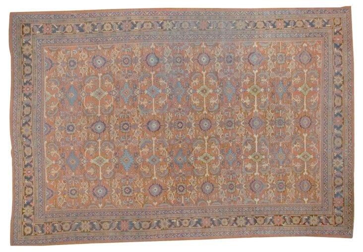 "Persian Mahal Carpet, 9'8"" x 14'8"""