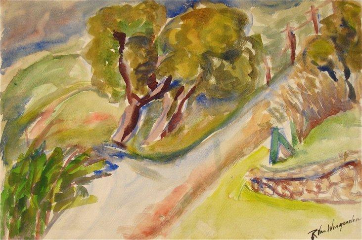 Van Wingerden Watercolor Hills