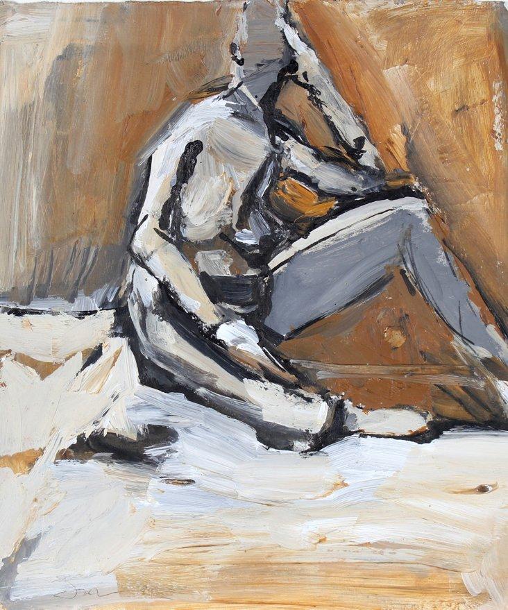 Stylized Figure