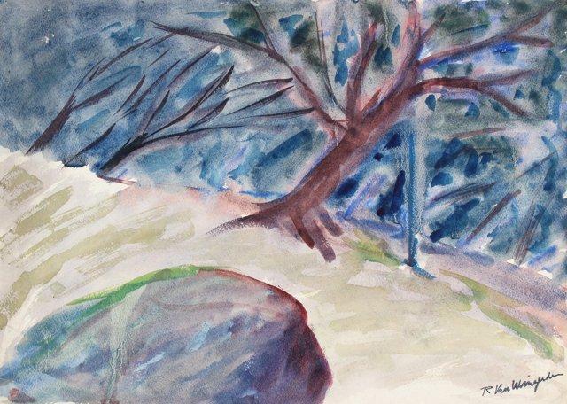 1950s  Landscape