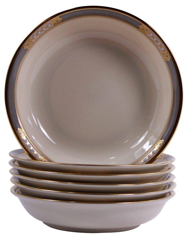 Lenox McKinley Berry Bowls, S/6