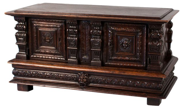 French Renaissance-Style Cabinet