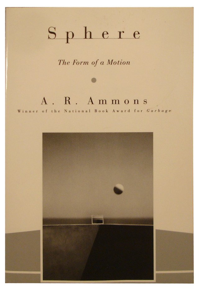 A.R. Ammons' Sphere, Signed