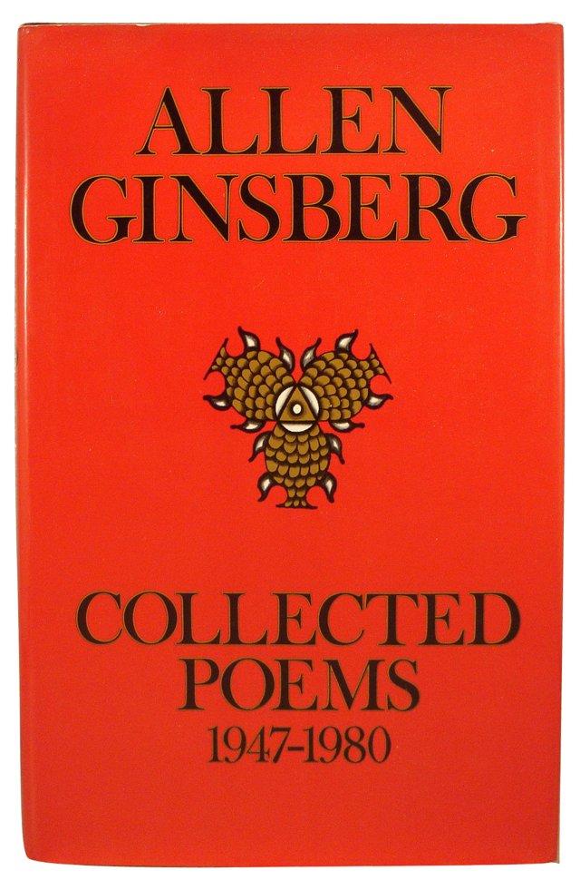 Allen Ginsberg Poems 1947-1980