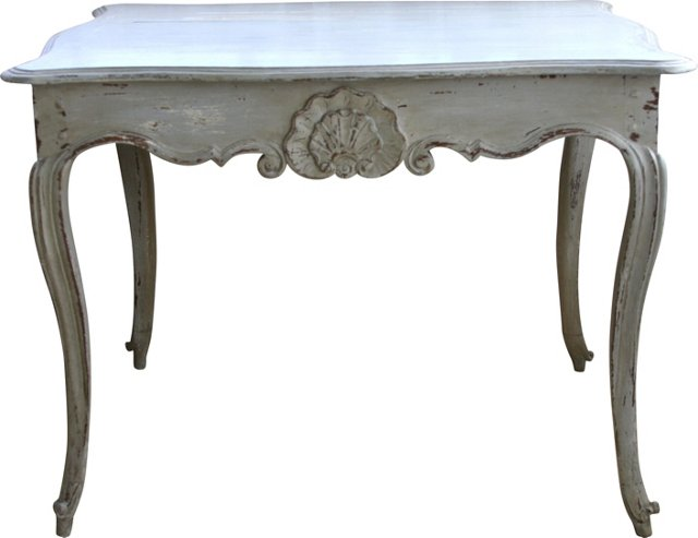 19th-C. French Country Table
