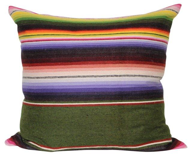 Mexican Saltillo Pillow