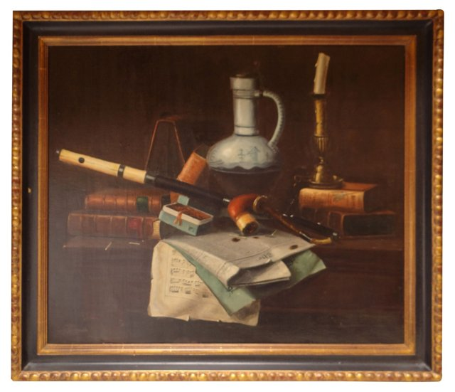 Still Life by Joseph Willard