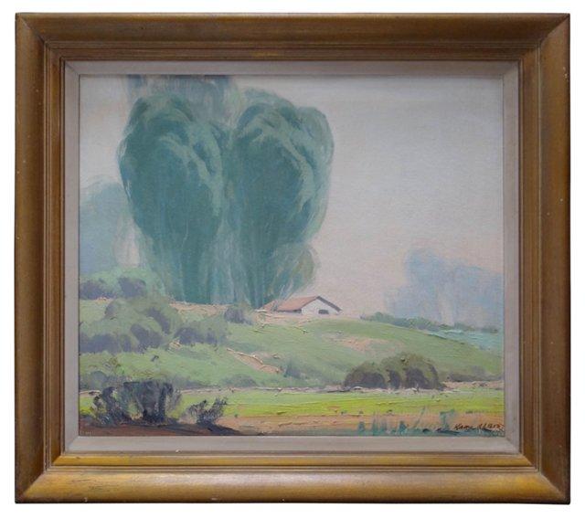California Plein Air by Karl Albert