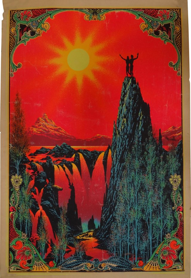 Garden of Eden Poster by Bunnell
