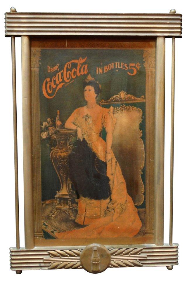 Coca-Cola Menu Board Frame